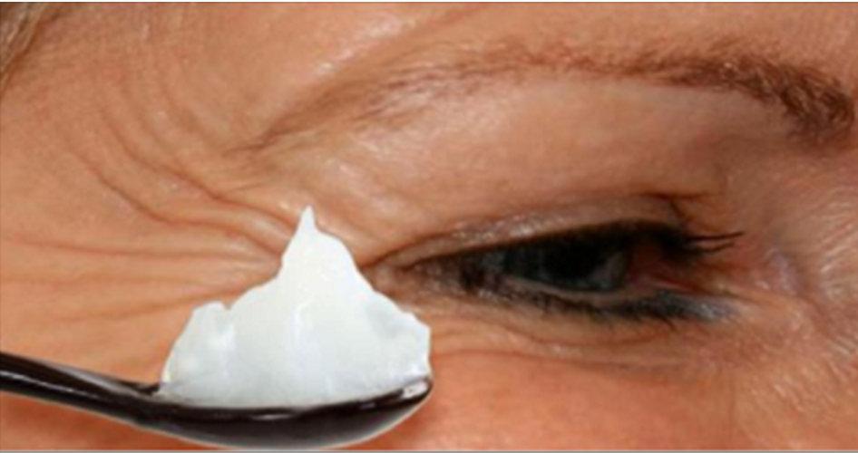 Isto elimina rugas e outros problemas de pele sem o uso de nenhuma substância tóxica no seu rosto!