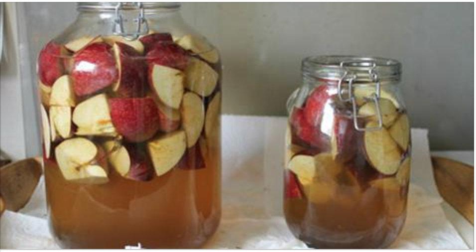 Como preparar o MELHOR vinagre de maçã caseiro