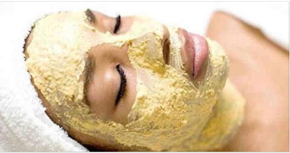 Banana + gengibre – esta máscara vai deixar você anos mais jovem. Sensacional efeito de rejuvenescimento facial!