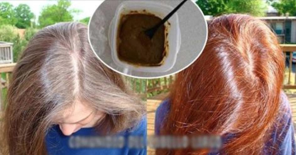Receitas para colorir seu cabelo da cor que você quer sem gastar 1 real para prejudicar sua saúde!