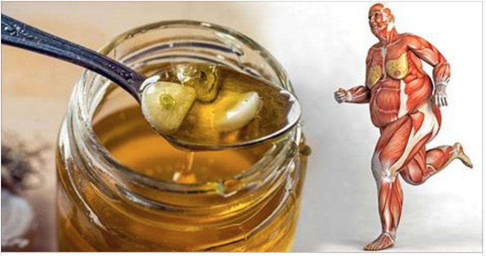 Se você comer alho e mel com o estômago vazio por 7 dias, isto é o que acontece com seu corpo
