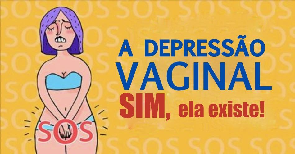 """Mulheres, sabiam que seu órgão íntimo pode ficar """"deprimido""""? Sim, e saiba como!"""