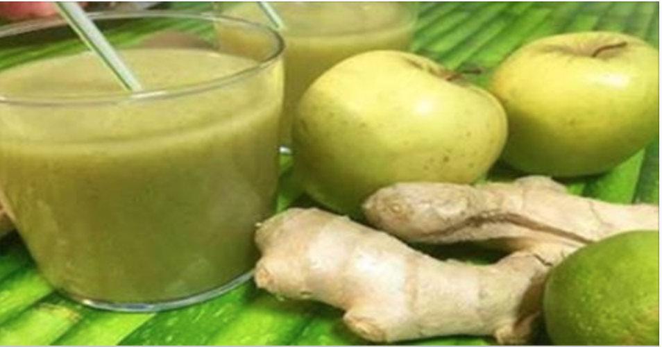 Limpeza do intestino com 3 ingredientes: maçã, gengibre e limão – elimine quilos de toxinas do seu corpo!