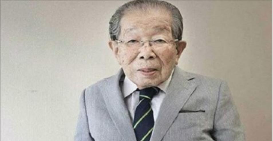 Um médico japonês de 105 anos recomenda estas 14 dicas para você viver muito e ter saúde como ele!