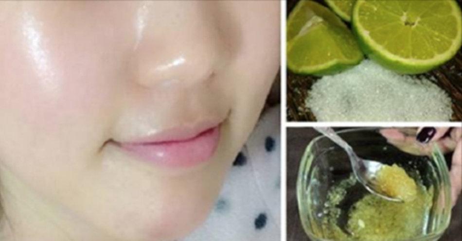 Como usar limão para eliminar as manchas do seu rosto e ter uma pele brilhante!