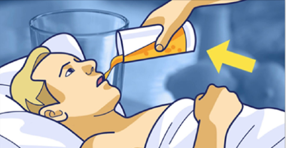 SUCO ANTI-RONCO: A bebida que você deve dar ao seu parceiro antes de dormir para que ele pare de roncar definitivamente!