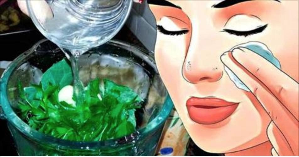 Lave seu rosto com esta mistura e logo até sua filha vai ficar com inveja da aparência da sua pele!