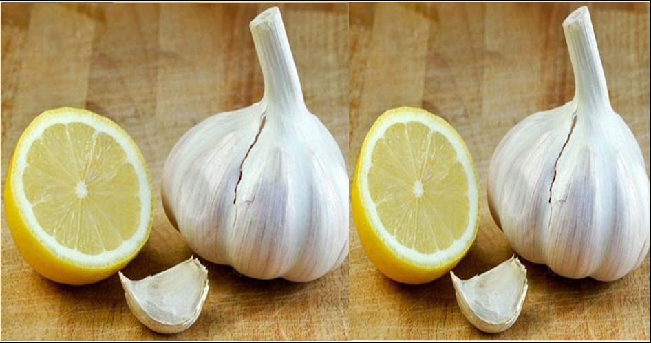 Alho com limão, um milagre para a nossa saúde! Não gaste mais dinheiro em medicamentos!