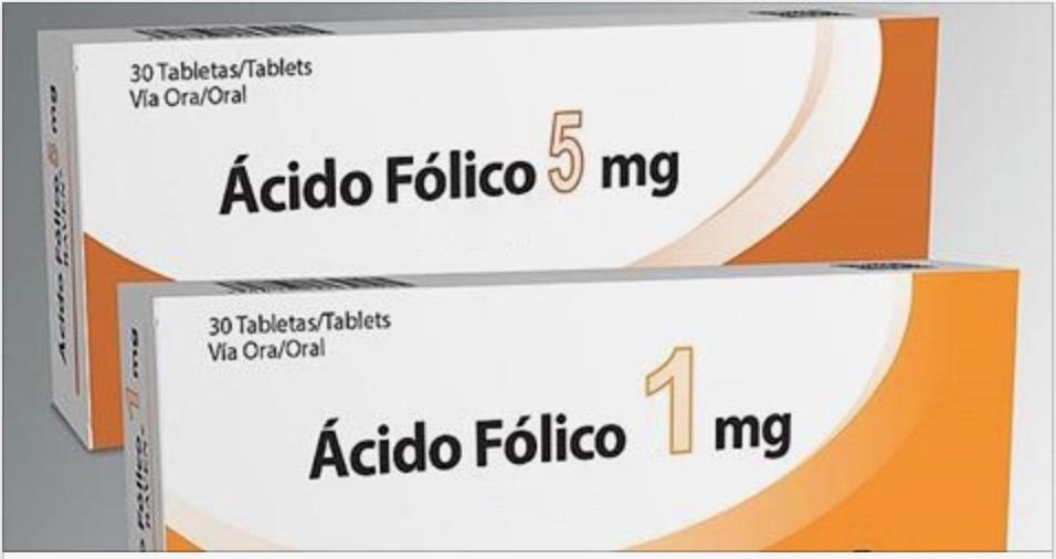 Retardo mental, anemia, câncer, envelhecimento prematuro… Não se esqueça do ácido fólico!