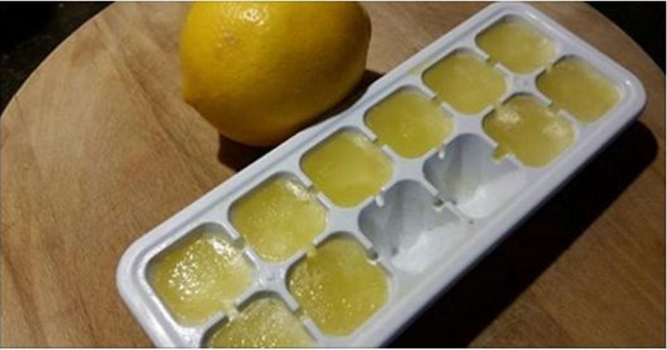 Acredite ou não, use limões congelados e diga adeus ao diabetes!