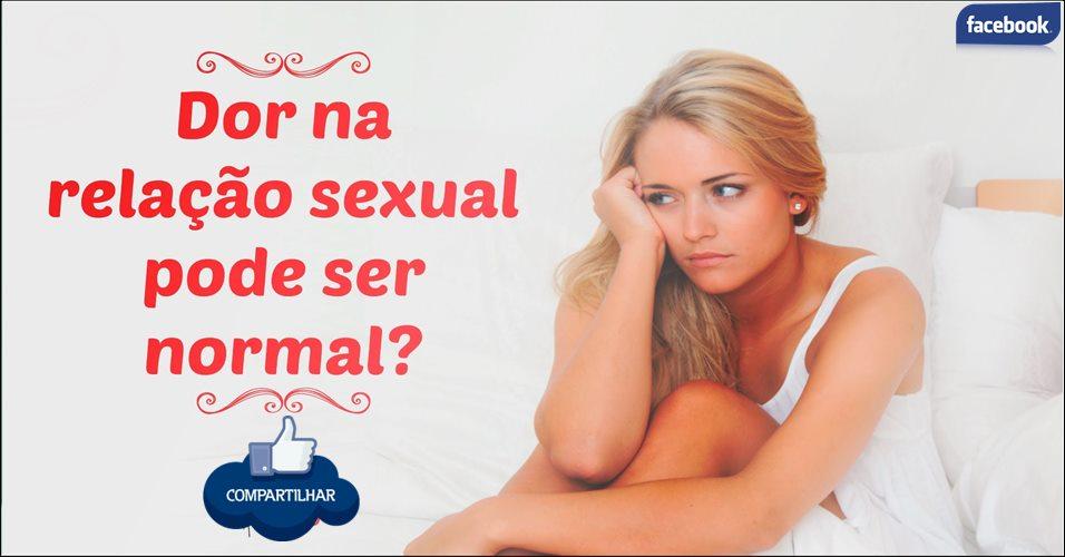 Dor na relação sexual não é normal: veja cinco motivos que podem ser a causa do problema