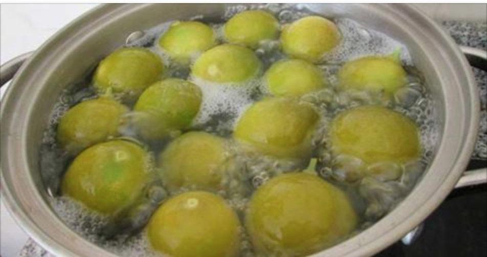 Perca até 12 quilos com limão fervido – você ficará impressionado(a) com o resultado!