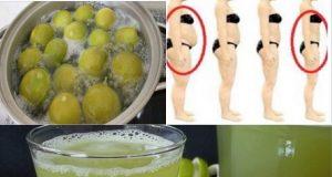 Suco Detox de Limão Para Emagrecer até 1kg