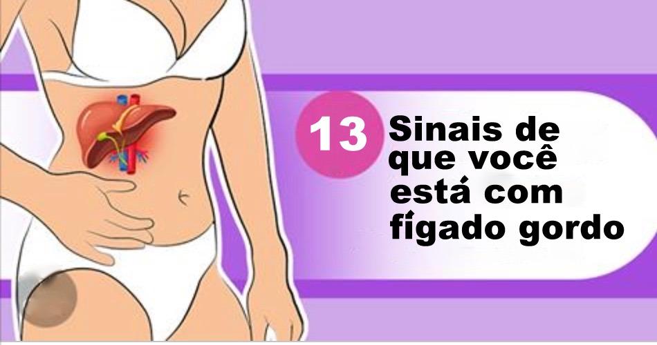 1 em cada 5 pessoas tem sem saber a doença do fígado gordo – aqui estão os 13 principais sintomas!