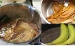 Bananas fervidas: detona a gordura abdominal, combate a insônia e drena o liquido retido