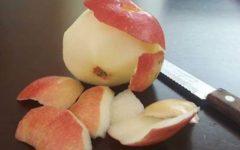 Os poderes da casca de maçã: remédio para pressão, colesterol, fígado e muito mais.