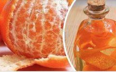 Livre-se de enxaqueca e labirintite com este remédio feito com casca de laranja