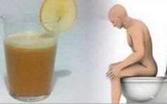 Tome isto em jejum por 7 dias – você vai perder peso e eliminar todas as toxinas acumuladas no seu intestino!
