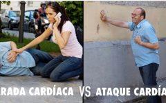 Parada cardíaca e ataque cardíaco não são a mesma coisa – saber identificar as diferenças vai ajudar você a se proteger!
