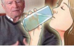 Envelhecer com mais saúde e disposição – o segredo é esta água alcalina, que você  mesmo faz.