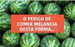 Surto de salmonela mata 60 pessoas nos Estados Unidos – e a causa é a forma como a melancia está sendo vendida.