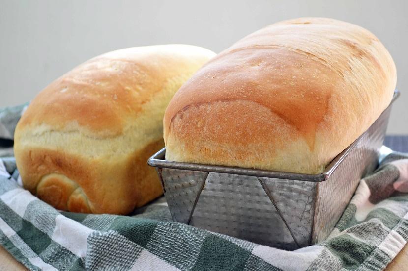 Receita de microondas pão caseiro