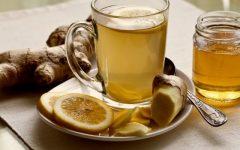 Chá de gengibre para perder até 6 kg de gordura em 5 dias
