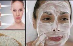Elimine manchas e limpe completamente a pele com esta máscara caseira de arroz