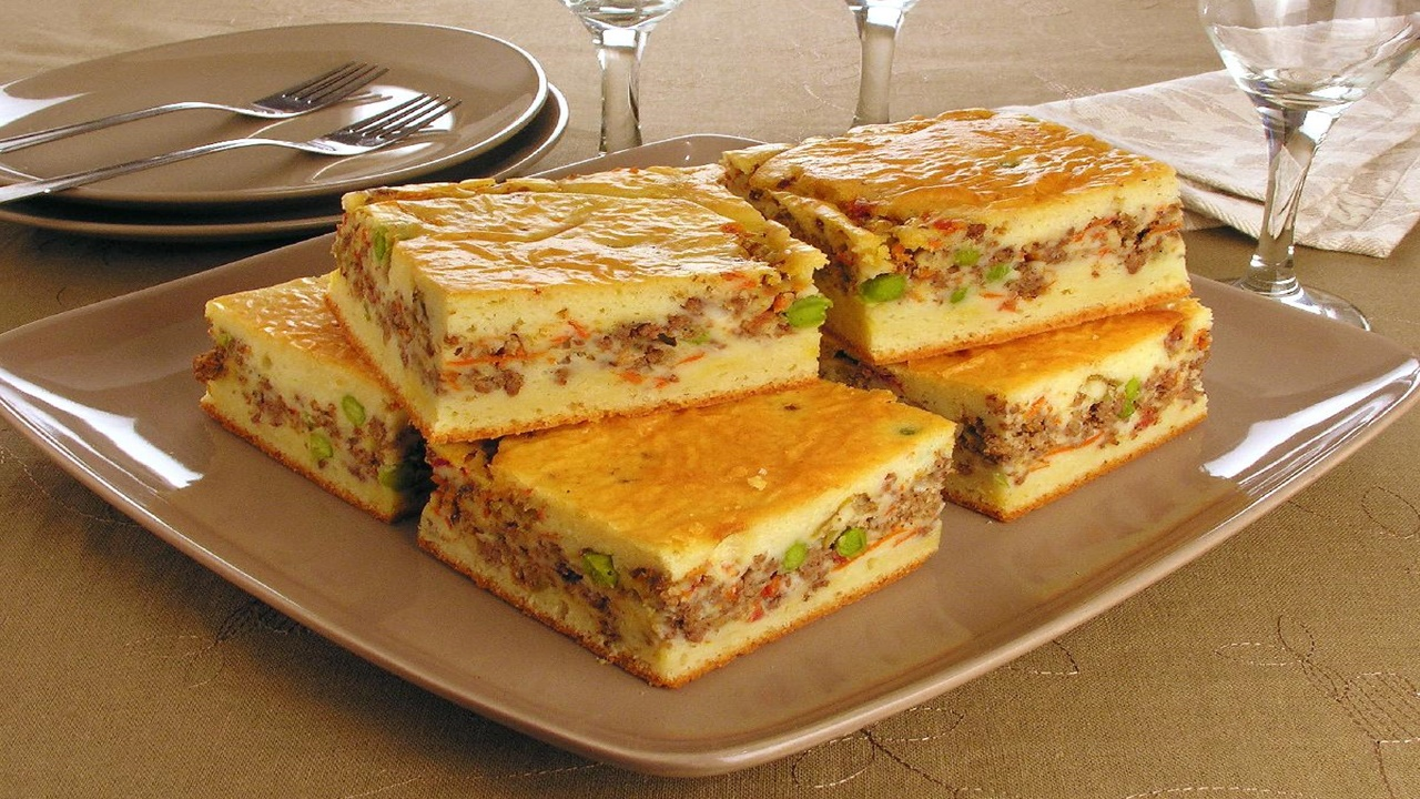 Torta de carne moída1280