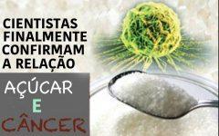 """Cientistas confirmam: o açúcar """"desperta"""" o câncer"""