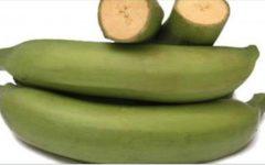 Como usar banana verde para tratar gastrite, úlcera e colite