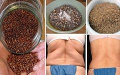 Estes 2 poderosos ingredientes juntos vão limpar seu corpo e reduzir a gordura sem complicação