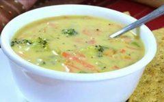 3 dias para você desintoxicar o corpo, eliminar o inchaço e perder peso com esta deliciosa sopa