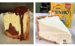 Aprenda a fazer uma saborosa Torta de Leite Ninho com Nutella