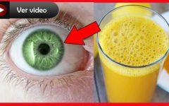 Beba Isso Todo Dia e PARE de Usar Óculos!! Essa Bebida DEVOLVE Até 97% da Sua Visão