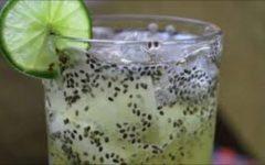 Água de Limão com Chia Para Eliminar a Gordura Acumulada e Limpar o Corpo em Apenas 3 Dias!