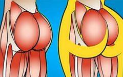 7 Exercícios Para Queimar Gordura do Bumbum e Deixa-lo mais Durinho