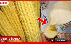 O suco de milho é muito poderoso, Elimina Enxaqueca, Controla o Diabetes e previne o coração!