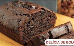 Este é disparado o melhor bolo saudável de chocolate sem glúten e sem lactose!