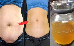 2 receitas caseiras para perder a gordura da barriga e emagrecer rápido