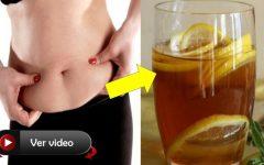 2 Receitas de chá para expulsar do organismo todo excesso de gordura