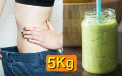 Dieta do suco verde: emagreça até 5 kg em apenas 20 dias