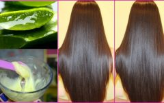 Como usar babosa no cabelo para hidratar e fazer crescer