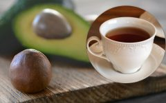 Benefícios do chá de caroço de abacate