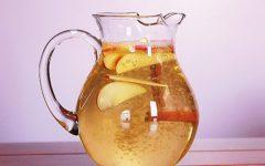 Água de canela, maçã e limão para perder peso