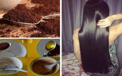 Hidratação de café: aprenda a receita caseira que estimula o crescimento do cabelo