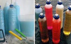Como fazer detergente caseiro com 7 receitas