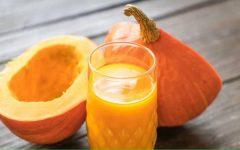 Controle o diabetes e o colesterol com suco natural de abóbora