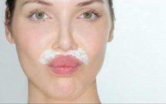Com esta receita, você vai eliminar os pelos do rosto de forma rápida e sem sofrimento