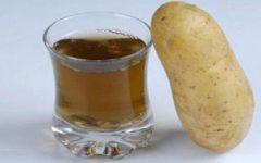 Nunca pensou em beber suco de batata? Depois de ler isto, vai querer beber sempre!